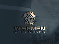 Wisemen Woodworks Logo - Entry #227