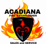 Acadiana Fire Extinguisher Sales and Service Logo - Entry #59