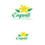 Engwall Florist & Gifts Logo - Entry #108