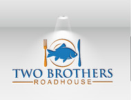 Two Brothers Roadhouse Logo - Entry #33