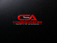 Consolidated Safety of Acadiana / Fire Extinguisher Sales & Service Logo - Entry #139