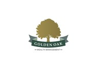 Golden Oak Wealth Management Logo - Entry #130