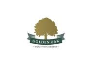 Golden Oak Wealth Management Logo - Entry #130