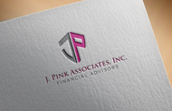 J. Pink Associates, Inc., Financial Advisors Logo - Entry #301