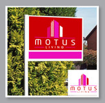 Motus Living Logo - Entry #29