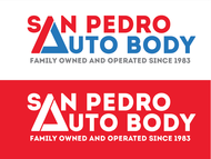 San Pedro Auto Body Logo - Entry #91