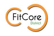 FitCore District Logo - Entry #79