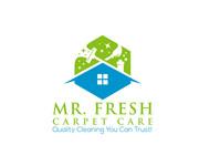 Mr. Fresh Carpet Care Logo - Entry #4