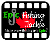 Epic Fishing Tackle Logo - Entry #52