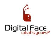 Digital Face Logo - Entry #47
