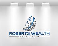 Roberts Wealth Management Logo - Entry #363