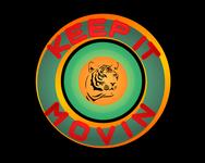 Keep It Movin Logo - Entry #443