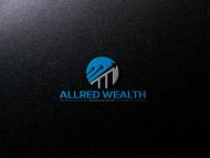 ALLRED WEALTH MANAGEMENT Logo - Entry #304