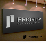 Priority Building Group Logo - Entry #15