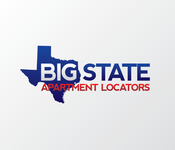 Big State Apartment Locators Logo - Entry #10