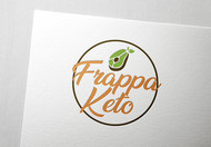 Frappaketo or frappaKeto or frappaketo uppercase or lowercase variations Logo - Entry #260