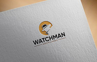 Watchman Surveillance Logo - Entry #263