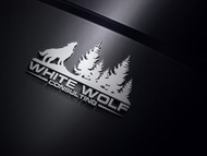 White Wolf Consulting (optional LLC) Logo - Entry #279