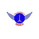 The Flying V Ranch Logo - Entry #105