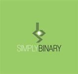 Simply Binary Logo - Entry #175