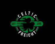 Celtic Freight Logo - Entry #84
