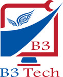 B3 Tech Logo - Entry #35