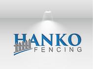 Hanko Fencing Logo - Entry #75