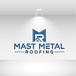 Mast Metal Roofing Logo - Entry #65
