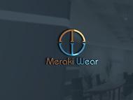 Meraki Wear Logo - Entry #217