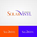 Solar Vinyl Graphics Logo - Entry #309