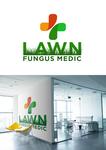 Lawn Fungus Medic Logo - Entry #228