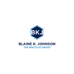 Blaine K. Johnson Logo - Entry #3