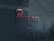 Rams Duty Free + Smoke & Booze Logo - Entry #61