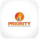 Priority Building Group Logo - Entry #146