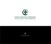 Core Physical Therapy and Sports Performance Logo - Entry #302
