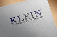 Klein Investment Advisors Logo - Entry #215