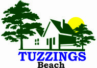 Tuzzins Beach Logo - Entry #120