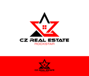 CZ Real Estate Rockstars Logo - Entry #125