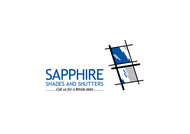 Sapphire Shades and Shutters Logo - Entry #123