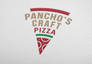 Pancho's Craft Pizza Logo - Entry #107
