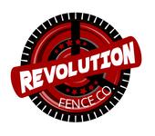 Revolution Fence Co. Logo - Entry #136