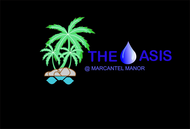 The Oasis @ Marcantel Manor Logo - Entry #40