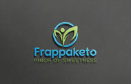 Frappaketo or frappaKeto or frappaketo uppercase or lowercase variations Logo - Entry #40