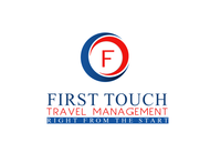 First Touch Travel Management Logo - Entry #84
