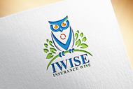iWise Logo - Entry #380