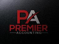 Premier Accounting Logo - Entry #111