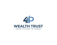 4P Wealth Trust Logo - Entry #173