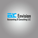 Envision Accounting & Consulting, LLC Logo - Entry #63