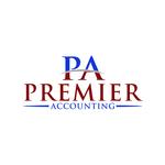 Premier Accounting Logo - Entry #226