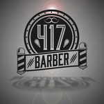 417 Barber Logo - Entry #33